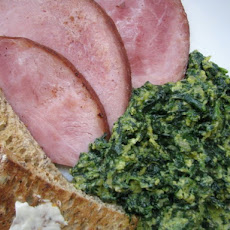 Sunday Brunch: Green Eggs and Ham