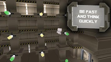 Screenshot of C-Bot Puzzle