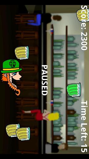 St Patrick's Day: Beer Rush