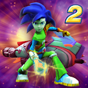 Math Blaster HyperBlast 2 HD icon