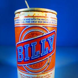 Billy Beer by Hylas Kessler - Food & Drink Alcohol & Drinks