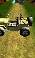 Screenshot of Tiger Run
