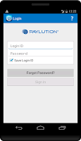 Screenshot of Paylution