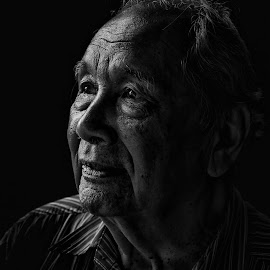 Bob by Glynn Lavender - People Portraits of Men ( portraiture, natural light, face, portraits, portrait )