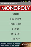 Screenshot of Pocket Rules - Monopoly
