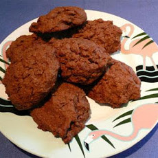 Healthy Whole Wheat Molasses Cookies