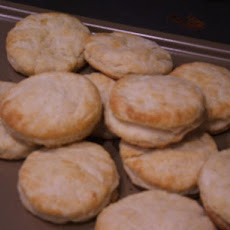 Biscuits to Freeze (Johnny Cash's Mother's Recipe)