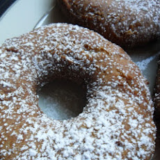Apple Cider Spice Donuts