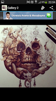 Screenshot of Tattoo Design