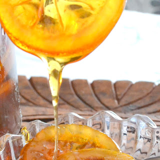 Sweet Lemon Slices in Syrup
