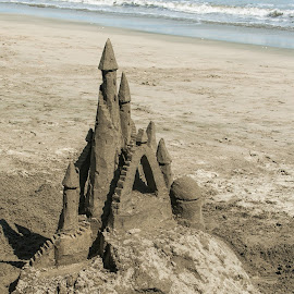 by Vibeke Friis - Artistic Objects Other Objects ( fiji, sand castle,  )