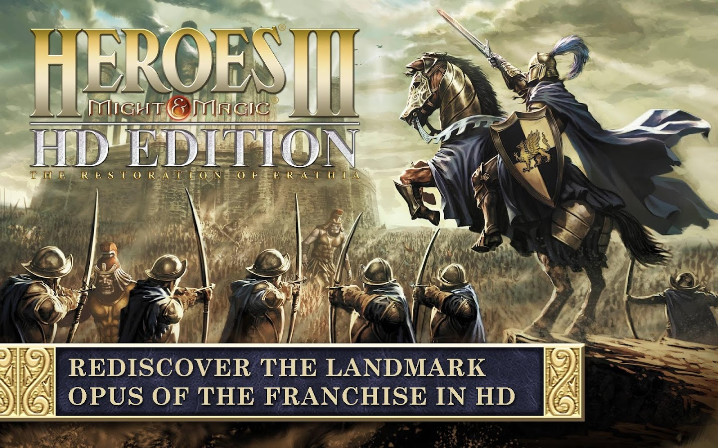 Heroes of Might & Magic III HD Screenshot 0