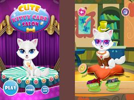 Screenshot of Kitty Cat Pet Doctor Dress Up