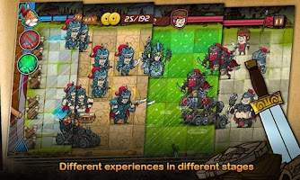 Screenshot of 3 Kingdoms TD:Defenders' Creed