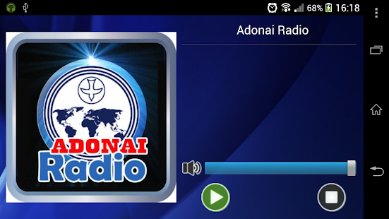 Adonai Radio - screenshot