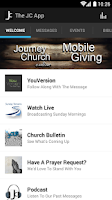 Screenshot of Journey Church