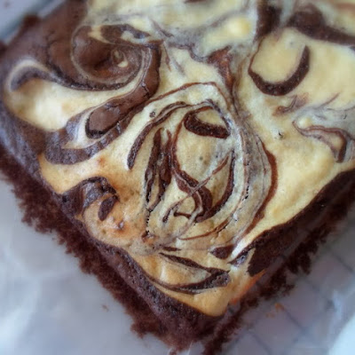 *Low Fat Cheesecake Brownies*