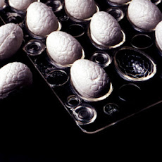 Chocolate Marshmallow Eggs