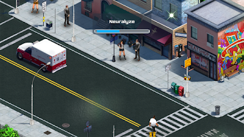 Screenshot of Men In Black 3