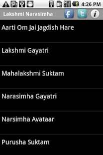 Lakshmi Narsimha Songs - screenshot