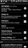 Screenshot of Auto SwitchLite(Wifi,BT,Sound)
