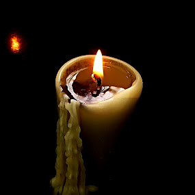 candle by Mirela Korolija - Artistic Objects Other Objects