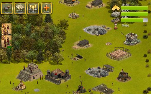 Colonies vs Indians - screenshot