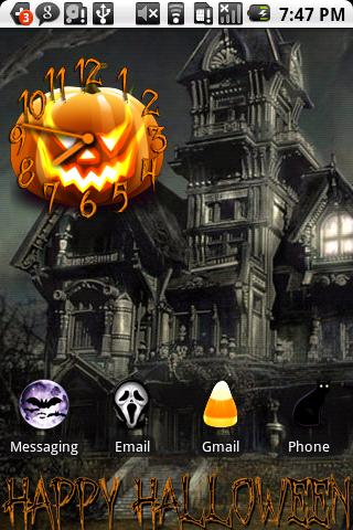 Halloween Theme HD