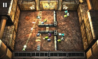 Screenshot of Laser Wars Lite Sony Edition