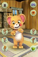 Screenshot of Talking Funny Mouse