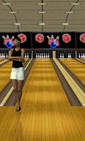 Screenshot of Vegas Bowling Lite