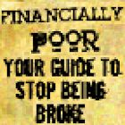 Financially Poor icon