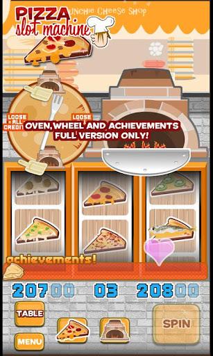 Pizza Slot Machine