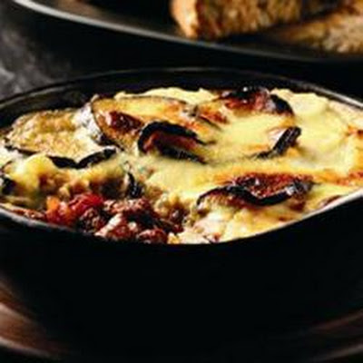 Best Ever Lamb Moussaka