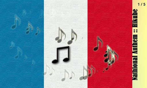 National Anthem::Hikube_FRA_fa