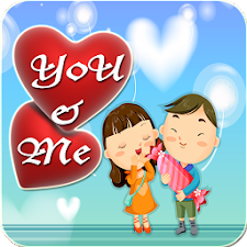 Love Stickers - You & Me