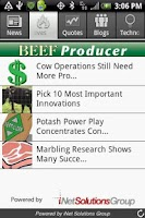 Screenshot of Beef Producer