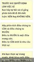 Screenshot of Quyết Định Thay Đổi Cuộc Đời