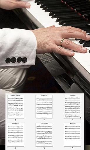 My Piano Scores