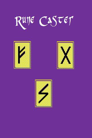 Rune Caster