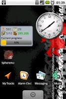 Screenshot of QuitSM