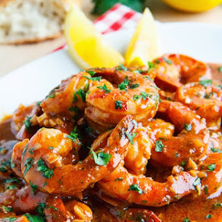 New Orleans Style Shrimp Sauce Recipes