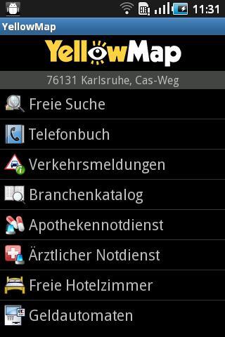 YellowMap