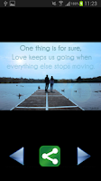 Screenshot of Love Quotes To Share