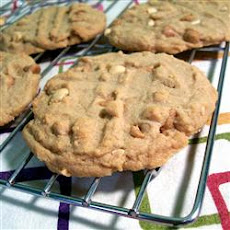 Doubly Delicious Peanut Butter Cookies