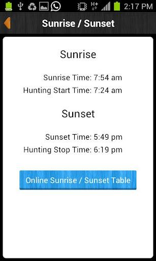 IHunter Alberta - screenshot