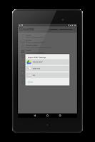 Screenshot of KioWare for Android Kiosk App