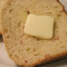 Cheddar Bacon Bread - Bread Machine