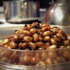 Deep Fried Black Eyed Peas
