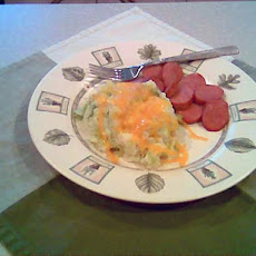 Colcannon and Potato Pancakes